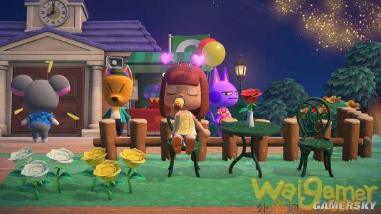《集合啦!动物森友会》29日9点推送免费更新 年内还有更多活动