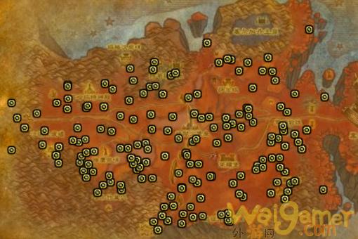 《魔兽世界》魔铁矿多少可以采