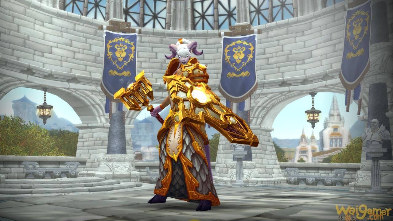 《魔兽世界》9.1惩戒骑导灵器选择