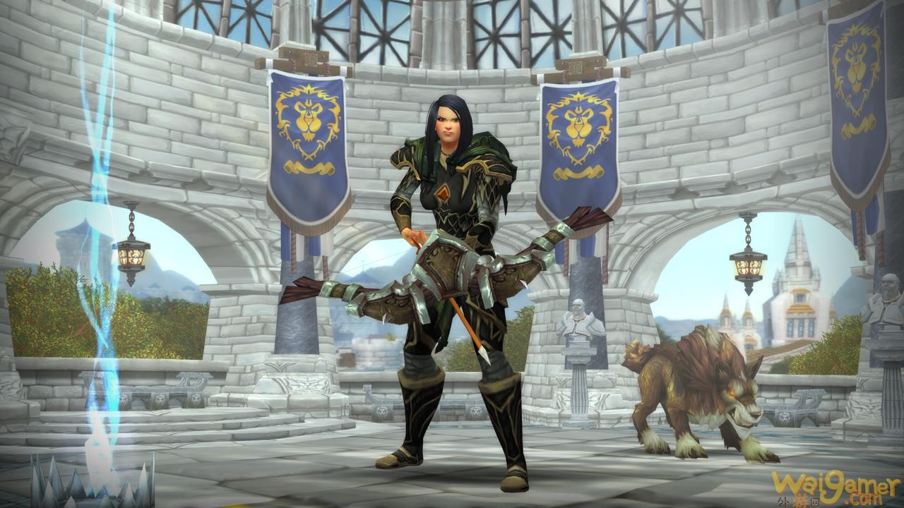 《魔兽世界》9.1生存猎输出手法