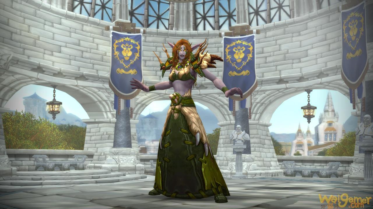 《魔兽世界》9.1熊德属性选择